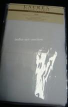 New Ralph Lauren Standard 2 Pillowcases Set Dunham Sateen Snow White 300 Tc - $39.99