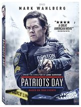 Patriots Day (2017, DVD)