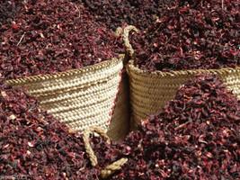 Jamaican Sorrel -Organic HIBISCUS FLOWERS Spell Herb -4 oz Pack, Christm... - $3.42