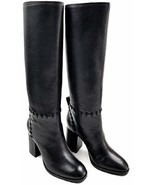 Tory Burch 42750 Contraire 90MM Black Boots Size 8.5 - $399.99