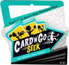 Mattel Games Card 'N' Go Seek Card Game - $17.28