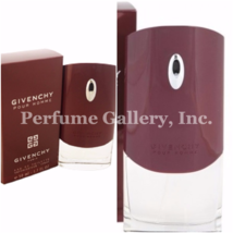 GIVENCHY POUR HOMME by Givenchy 1.7 oz 3.3 oz EDT Spray for Men * SEALED... - $53.89+