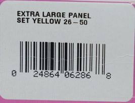 Destron Fearing DuFlex Visual ID Livestock Panel Tags XL Yellow 25 Sets 26 to 50 image 7