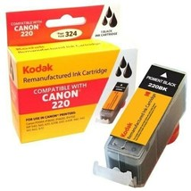 Kodak Model PGI-220-KD Black ink cartridge for Canon 220 #1649 - $7.83
