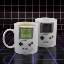 Nintendo Game Boy Heat Change 10 oz Ceramic Mug NEW UNUSED BOXED - $9.74