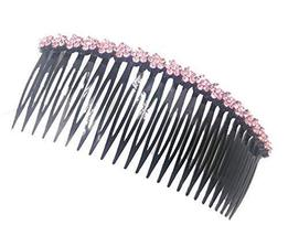 Jewelry Card Edge Rhinestone Hair Accessories Hairpin Comb Bangs Chuck Top