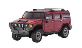 Kyosho Autoscale Mini-Z Overland Hummer H2 Replacement Body - Pink Vehicle - $80.00