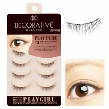PLAY PURE NO.5 top portion for Decorative Eyelash PLAY GIRL (Playgirl) S... - $10.58