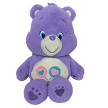 Care Bears Share Bear Purple Teddy Bear Lollipops Plush Stuffed Animal 2... - $39.60