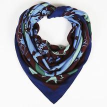 "Hermes Cashmere Silk ""Jeux D'ombres"" Scarf - $1,005.00"