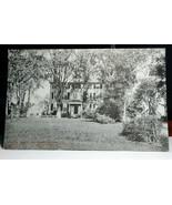 KB11 Clark Mansion Kenneybunkport ME Divided Back Postcard Not Posted  EX - $4.00