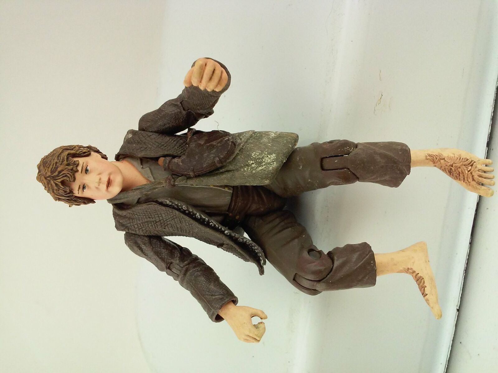 2002 NLP Marvel Lord of the Rings Hobbit Action Figure image 3