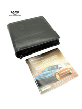 Mercedes S/CL/CLK/E/C/G/SL Digital Road Map Navigation DVD/CD Set Leather Case - $17.81