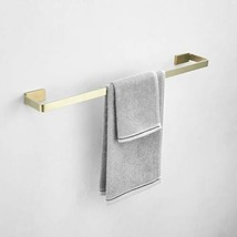 Towel Bar 24 Inch,Towel Rod Rack Wall Mounted Stainless Steel Kitchen Ba... - $29.81
