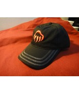 WOLVERINE  HAT ONE SIZE COLOR NAVY BLUE & RED - $14.92