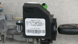 06-08 Honda Civic 1.7 A/T ECU PCM Engine Computer & Immobilizer 37820-RNA-A65 image 4