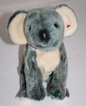 "TY Beanie Buddies KOALA BEAR 11"" EUCALYPTUS Gray Plush Stuffed Soft Toy ... - $14.48"