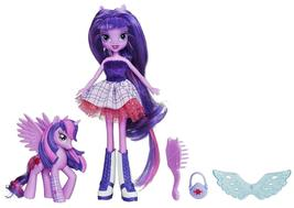My Little Pony Equestria Girls Twilight Sparkle Rocks/Sings Doll/Microph... - $47.03