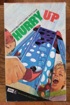 Hurry Up Marble Race Game 1971 Parker Brothers Complete Excellent Condition - $25.00