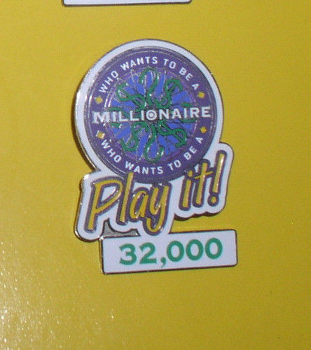 Primary image for Disney Millionaire Play It  32,000  Points Authentic Disney Pin