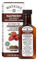 Watkins Raspberry Extract with Other Natural Flavors, 2 oz. Bottles, Pac... - $26.18