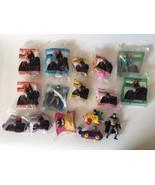 McDonalds Batman Happy Meal Toys Joker Catwoman Robin Ivy Riddler Pengui... - $24.00