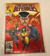 The Secret Defenders #1 (Mar 1993, Marvel) Dr Strange Wolverine Nomad Co... - $11.88