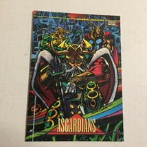 1993 Marvel Asgardians Alien Races Comic Trading Card - $2.99