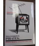 TELEVISION'S PIRATES, 928 page hard cover book - $5.00