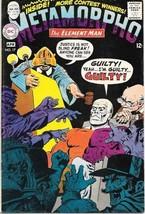 Metamorpho Comic Book #17 DC Comics 1968 FINE+ - $20.23