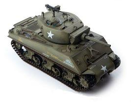 Academy 13527 US Army M4A3E2 Cobra King 1:35 Plamodel Plastic Hobby Model Tank image 3