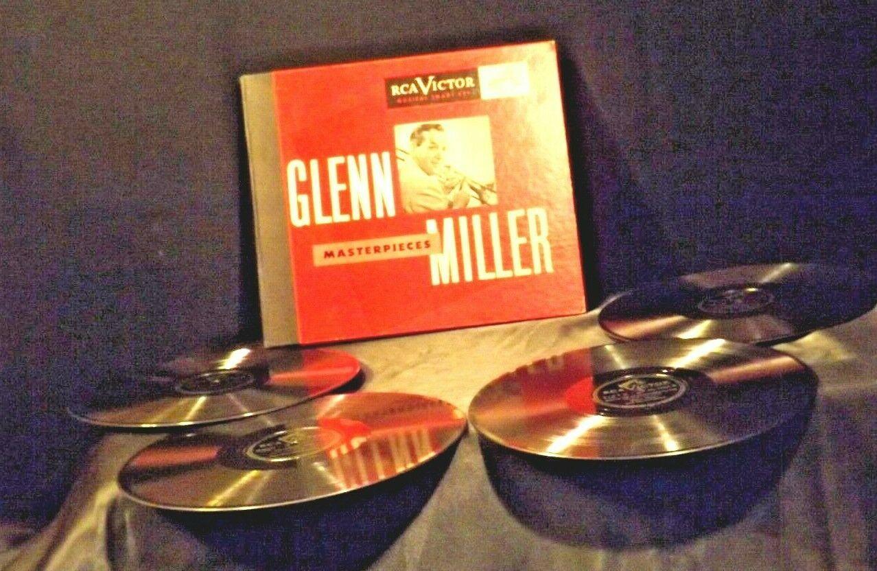 1949 RCA Victor Glenn Miller Masterpieces Records Vol II P 189 AA19-1603 Vintage