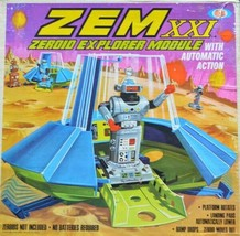 Zeroids Zem XX1 Ideal Toy [Repro Of Box Only For Now[ 1 Ea ] - £70.55 GBP