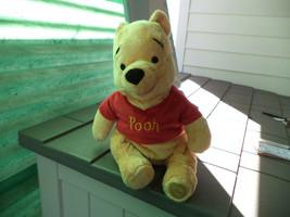 Winnie The Pooh Plush - $14.99