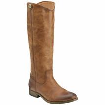 Frye Women's Melissa Button 2 Knee High Boot Cognac Size 6.5 - $378.00