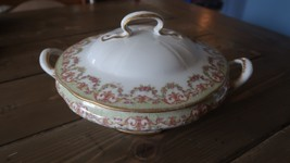 LS & S Lewis Strauss Limoges France Covered Sou... - $64.34