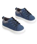 Koala Kids Hard Sole Blue Laced Sneakers Toddler Boys Size  6 7 9  NWT - $11.69
