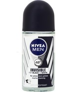 Nivea Men Invisible Black & White Deodorant 50 ml / 1.7 fl oz - $5.84