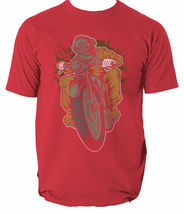 Diver Motorcycle mens t shirt Garage Full Speed Cafe Racer garage motor S-3XL  image 5