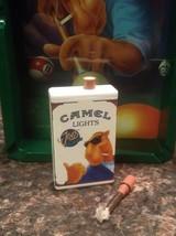 "Lighter Camel Joe's Place ""JOE"" (1994) metal-match refillable collectable - $12.71"