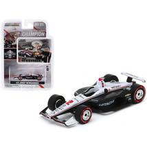 Dallara Indy Car #2 Josef Newgarden Hitachi Team Penske NTT IndyCar Series Ch... - $19.62