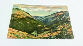 CO~Fall River Canon (misspell) between Mummy Range and Trail Ridge~PM194... - $0.99