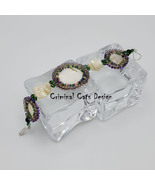 """Mother of Pearl Bracelet """"Florence by Night"""" - $37.80"""