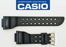 Genuine G-Shock Frogman CASIO DW-8200BK  rubber WATCH BAND BLACK DW8200B... - $32.95
