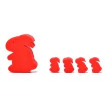 An item in the Baby category: 5 pcs/set Funny Magic Sponge Rabbit Magic Tricks Prop Children Education Toys Cl