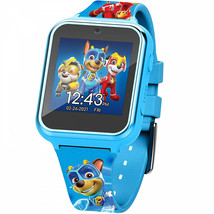 Paw Patrol Blue Accutime Interactive Kids Watch Multi-Color - $43.98