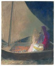 The Museum Outlet - The Barque, 1902, Stretched Canvas Gallery Wrapped. ... - $98.01