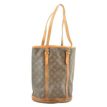 LOUIS VUITTON Monogram Bucket GM Shoulder Bag M42236 Auth 8629 **No Sticky - $240.00