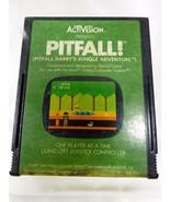 VTG ActiVision PITFALL! Harry's Jungle Adventure Atari 2600 Video Game c... - $14.85