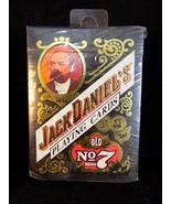 PLAYING CARDS Jack Daniel's plastic coated Gentlemen's deck Old No. 7 NOS - $7.69
